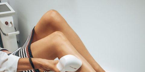 AKCIJA: Lasersko odstranjevanje dlak na nogah, bikiniju, pazduhah ali obrazu